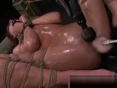 Fetishnetwork Esmi Lee Bound Sub Slut