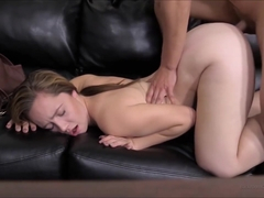 Backroom Casting Couch Arianna