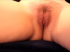 Extreme Close Up Pulshing Pussy- Andrea Sky