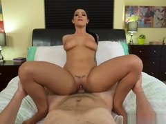 Brunette Step Mom Katrina Jade Fucks After Shower