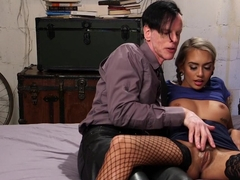 Hottest fetish adult scene with amazing pornstar Janice Griffith from Kinkuniversity