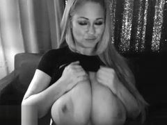 Samantha 38g as BatLady part 1 of live cam show