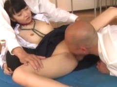 Japanese schoolgirls are being played