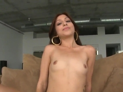 Alexa Rydell sucked her lover's big hard schlong