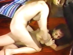 Dru Berrymore And Melissa Monet In A Lesbo Cat Fight