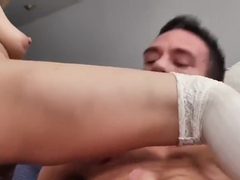 Young Hottie Fucks Her Friends Brother