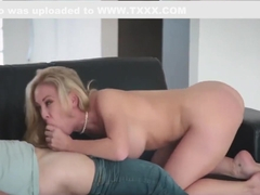Wet Stepmother Does Not Give A FUCK!!!