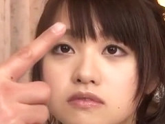 Fabulous Japanese girl Nozomi Aiuchi in Hottest Dildos/Toys, Stockings JAV video
