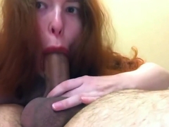 Suck And Cowgirl Sex - Amateur Creampie