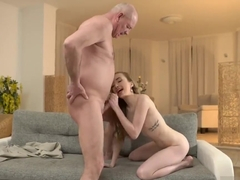 Russian daddy hot dirty old man anal Russian Language Power