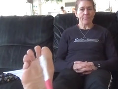 granny soles and feet 6