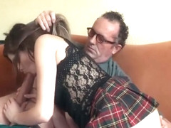 Old young - 16.#grandpa #old man young girl #daddy
