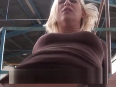 Linda Ray - Smear That Lipstick on My Cock - Public Pick Ups
