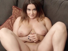 Huge boobs stepsister thicc challenge