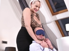 Angel Wicky-cum Loving Titty Fucking Temptress