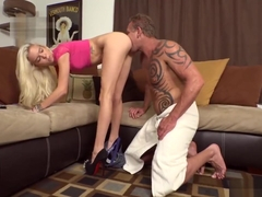Dava Foxxx and Halle Von Part 4