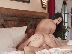 Beautiful Tattooed Girl Gets Pounded Harder By Her Boyfriend With Katrina Jade