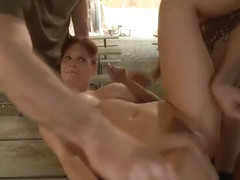 Syren De Mer Milf Begs For Ultimate Authentic Rough Experience!