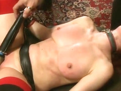 BDSM sex video featuring Krysta Kaos and Dylan Ryan