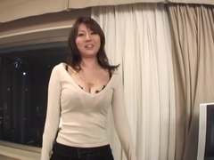 Yui Tatsumi naughty Asian race queen gets hardcore bang