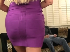 Hottest pornstar Karen Fisher in best mature, blonde adult clip