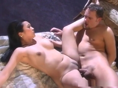 Mika Tan fucked hard in ass playing therapist