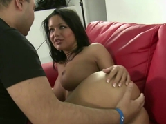 Best pornstar in Horny Hardcore, Brunette adult scene