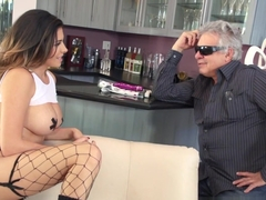 Fabulous pornstars Mark Wood, Danica Dillon, David Christopher in Exotic Big Tits, Pornstars adult scene