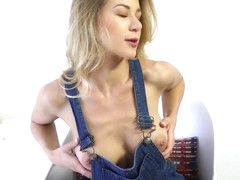 Denim Passion - Candice B - Met-Art