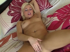 Best pornstar Tara Morgan in Fabulous Masturbation, Blonde porn video
