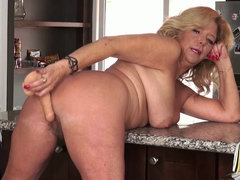 Incredible pornstar Karen Summer in Crazy Mature, Masturbation sex movie