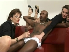 Lady Sonia and Ms Harrington Share a BBC