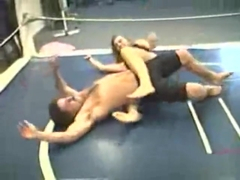 Mixed ring Wrestling. Match 5