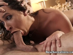 Ashley Has Pussy Morning Juice - NewSensations