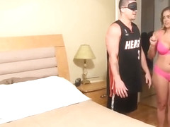 Katie Cummings - Blindfolded Step Brother