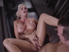 Hot Hooker Alena Croft Enjoys Anal Dicking