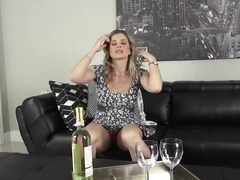 Stepson Bangs His Sexy Stepmom Cory Chase