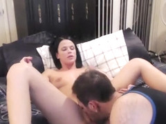 Nikky Thorne lick by a mature guy while toying a slut Part 03