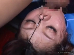 Hottest Japanese whore Ryoko Hirosaki, Inochi Ichijo, Jun Sena in Amazing Hardcore, BDSM JAV clip