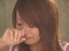 Incredible Japanese whore Nao Yoshizaki in Horny Blowjob, Fingering JAV clip