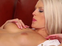 Horny pornstar Blanche Bradburry in Best Czech, Babes sex movie