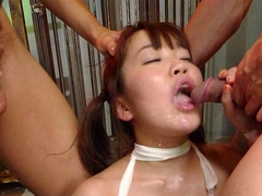 Sweet Girl, Nene Masaki Is Getting Her Tight Ass Fingered - AsiansBondage