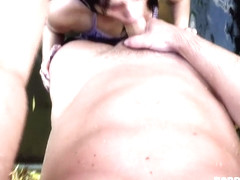HORRORPORN Wet And Horny Girl From The Lake