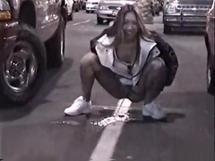 YouPorn - Girls peeing in public