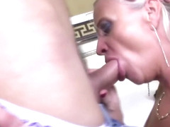Blonde Classy Mature - more on adultx.club