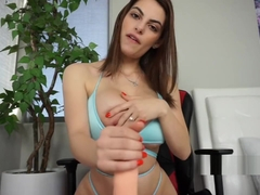 Alexa pearl BEST jerk off instructions