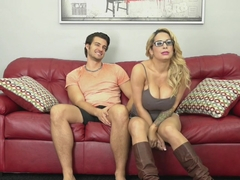 Incredible pornstars Alyssa Lynn, Jay Smooth, Daisy Dukes in Fabulous Tattoos, Big Tits adult clip