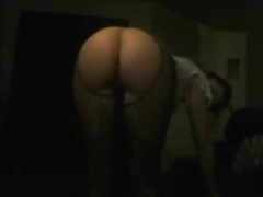 Amateur hot ass wife hooking up with black stud