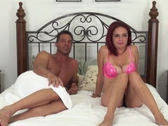 Horny pornstar Ashlee Graham in Fabulous Tattoos, Redhead adult scene