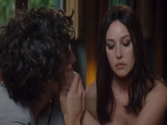 Monica Bellucci - A Burning Hot Summer